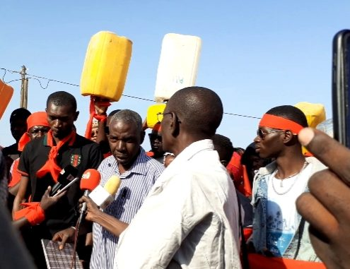 En période de coronavirus: Les populations de Fimela meurent de soif