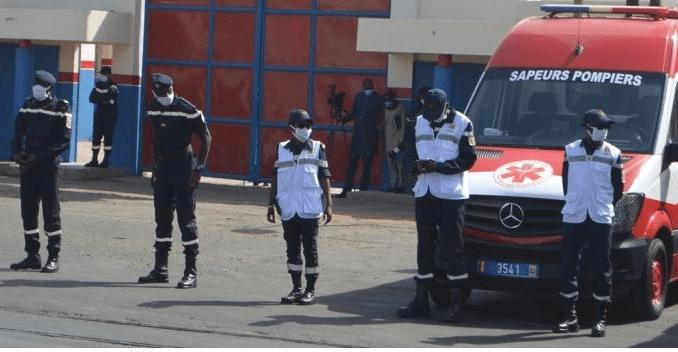 (Urgent) Covid-19 : Mauvaise nouvelle pour les sapeurs pompiers de Touba