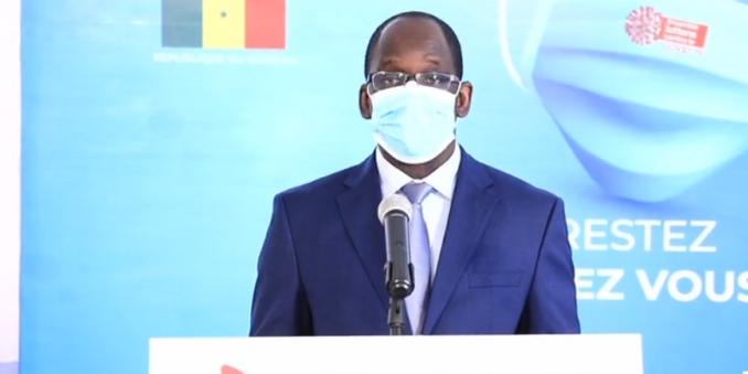 Covid-19 au Sénégal : 110 nouveaux tests positifs et 7 cas graves en réanimation