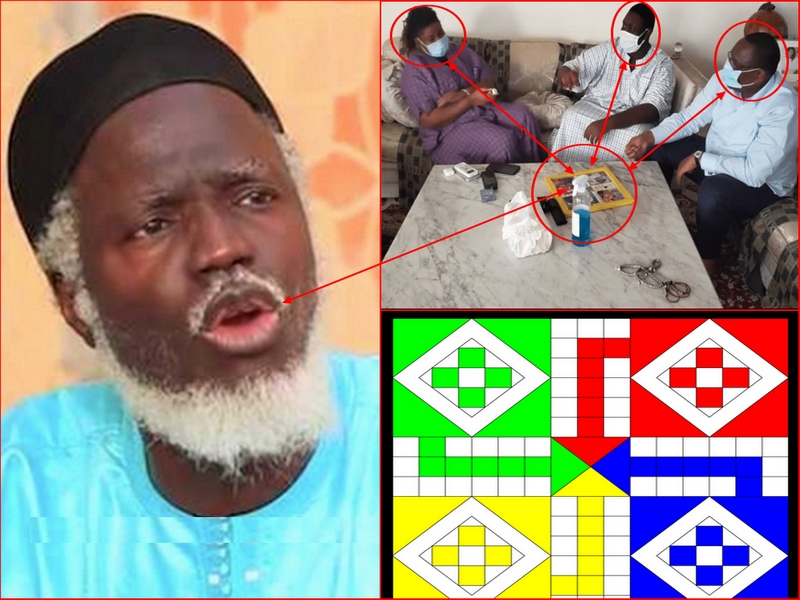 "Ramadan: Le Ludo en période de Ramadan,Oustaz Alioune Sall se prononce ""Yakoul Koor"""
