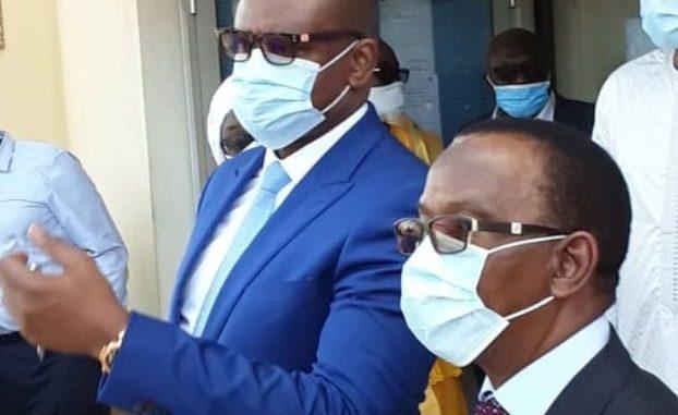 Passation de service à la Lonase : Lat Diop égratigne à Diouf Sarr sur le Covid-19