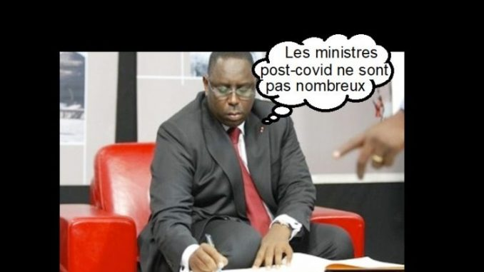 Exclusif…Macky Sall concocte son gouvernement post-Covid-19