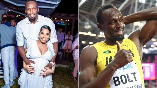 Carnet rose -Usain Bolt est papa (et c'est le premier ministre jamaïcain qui l'annonce)