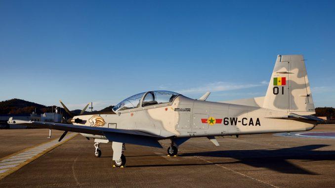 Avions d'attaque : Arrivée des premiers KT-1 sénégalais