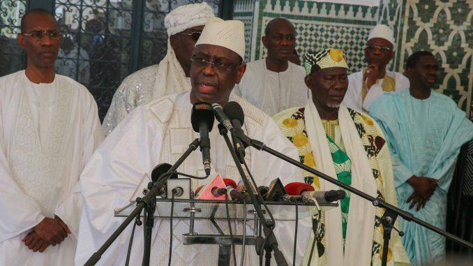 Célébration de la Korité – Apres les salaires,Macky Sall annonce encore une bonne nouvelle aux sénégalais