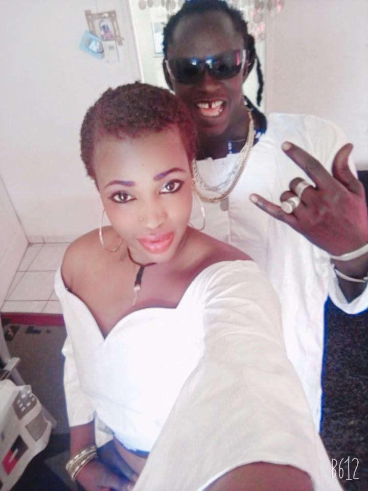 MODE KORITÉ: Madame Maimouna Diallo épouse de l'artiste sénégalais Black Star qui vit en France en toute complicité avec son mari.