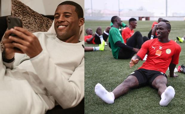 Wijnaldum : « Ce que j'ai dit à Sadio Mané avant la finale de la CAN 2019 »