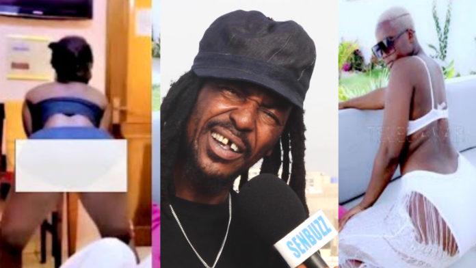 Vidéo: Affaires vidéos LOMOTIF s€*xtape à la cité mixta 10milles problèmes déverse sa colère et insulte Rangou «Joué P0rn0 di déf lou sene Yaye…