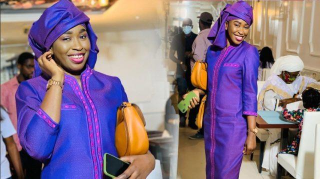 Découvrez le Sagnsé classe de Léna Mbaye de la série « Maîtresse d'Un Homme Marié »