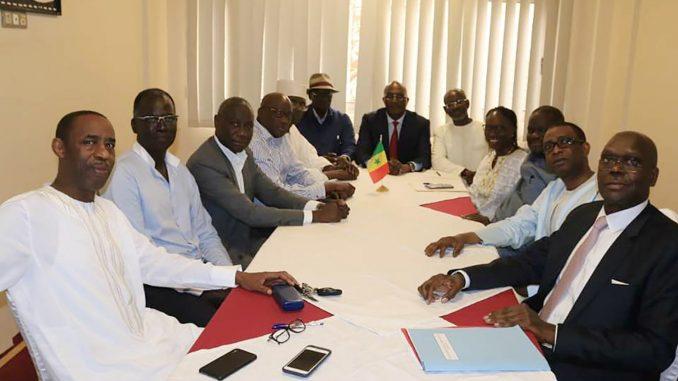 Duel À Couteaux Tirés Au Club Des Investisseurs Sénégalais