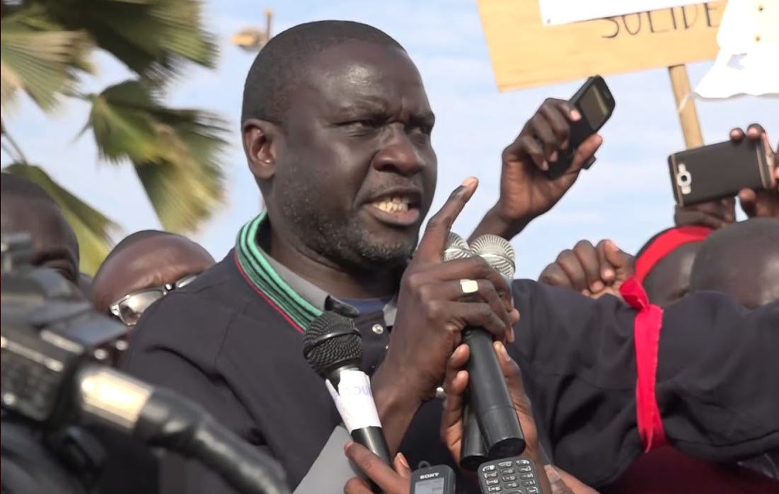 A LA UNE(Audio) Réouverture des classes : Abdoulaye Ndoye SG CUSEMS, tire du le gouvernement » Ay Thiouné lagnou »