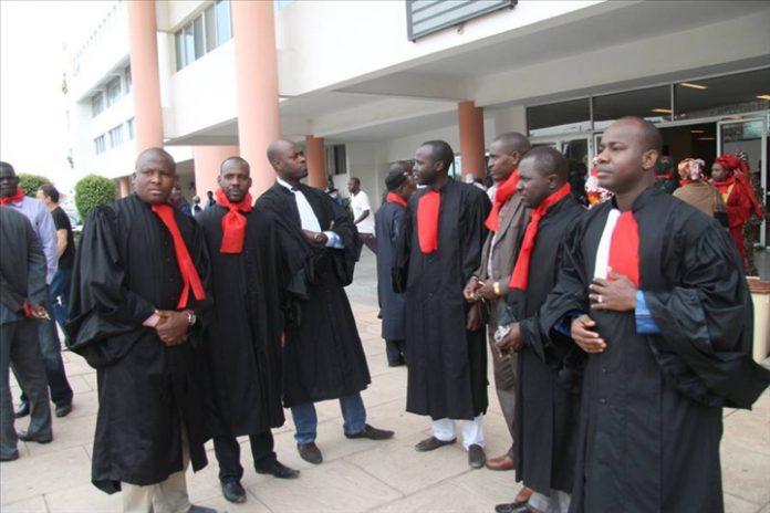 Retard dans la mise en œuvre des accords signés avec l'Etat, les travailleurs de la Justice très remontés contre Me Malick Sall