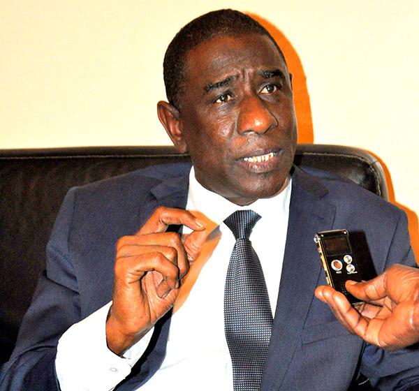 Mamadou Talla: « Une année blanche n'a jamais été dans notre discours...»