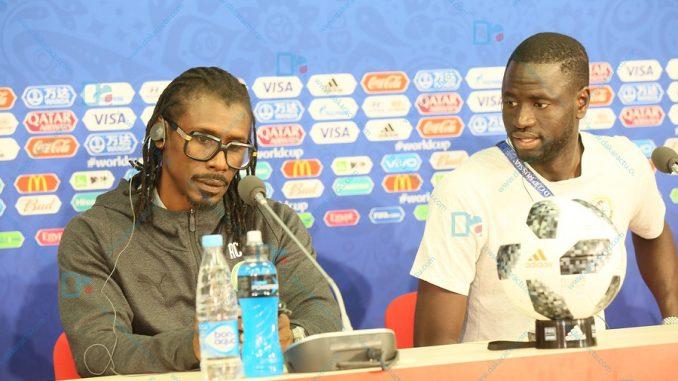 """Equipe National : Poussé vers la sortie Cheikhou Kouyaté réagit : """"Le Coach m'a dit que je suis toujours le capitaine de l'équipe nationale"""""""