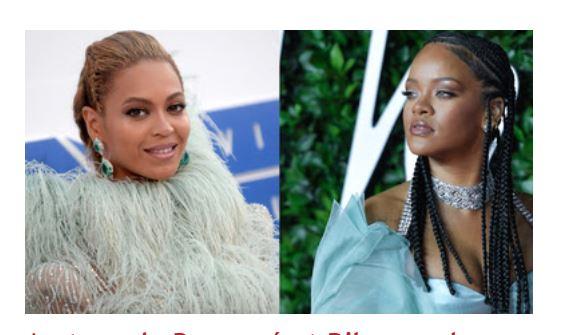 Beyoncé et Rihanna de réclamer justice pour George Floyd