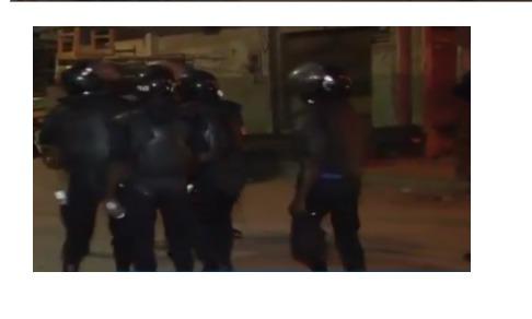 Dernière minute – Vidéo: A Jet d'Eau Bourguiba, les jeunes manifestent pour la levée du couvre-feu…