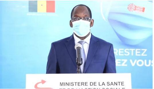 Dernière minute – Coronavirus : Le Sénégal enregistre 134 nouveaux cas, ce vendredi 5 juin