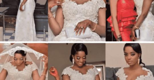 Al Khayri : Les moments forts du mariage de la petite soeur de Miss « Wiri Wiri »