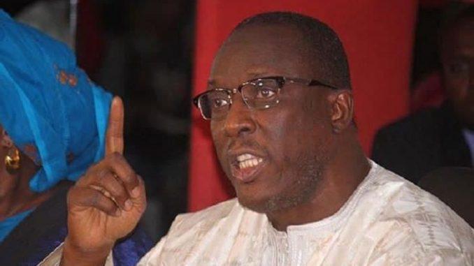 Cheikh Oumar Hanne : « Aucun bachelier ne sera orienté et l'État promet de finir les chantiers à Ziguinchor »