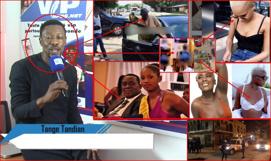 RECAP TANGE SHOW: Affaires Rangou sous mandat de dépôt, procès s&xeta@pe des filles ,Assane Diouf face aux enquêteurs, Marie Louise Diaw piraté, Sadio Mané....