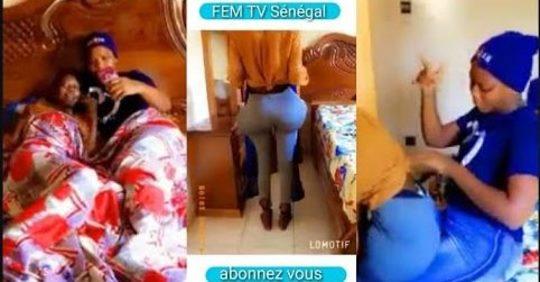 Vidéo- Le scandale lomotif qui a fait le buzz au Sénégal, rejoué par des Filles