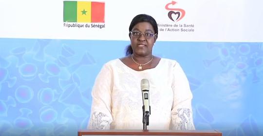 Covid-19: Le Sénégal enregistre 99 nouveaux cas positifs et 111 guéris