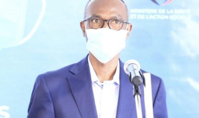 """Coronavirus : Pr Moussa Seydi aborde le """"pic"""" et annonce le """"plateau"""""""