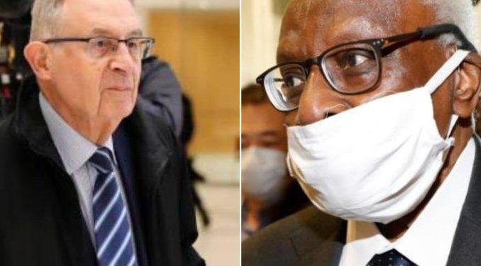Gabriel Dolé enfonce Lamine Diack à la barre: « Ce qu'il m'avait demandé »