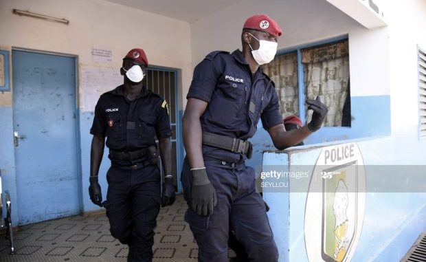 COVID-19 : La police prend une importante décision