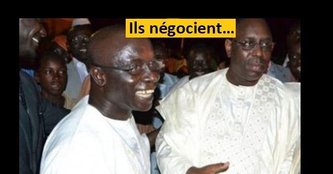 Exclusif – Gouvernement De Majorité Présidentielle Élargie : Idrissa Seck, L'invité-Surprise
