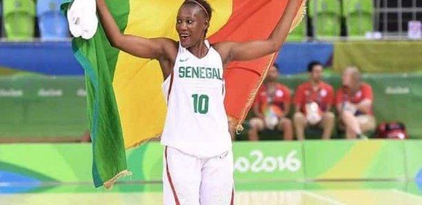 Basket : Astou Traoré ''met fin à sa carrière internationale''