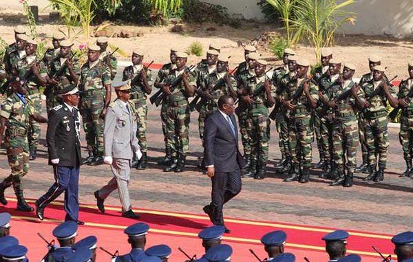 Coronavirus – L'armée Sénégalaise prend une grosse décision
