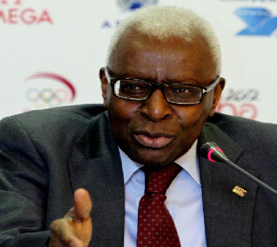 Procès pour corruption: voici comment Lamine Diack se défendait, expliquant son immense amour pour l'IAAF