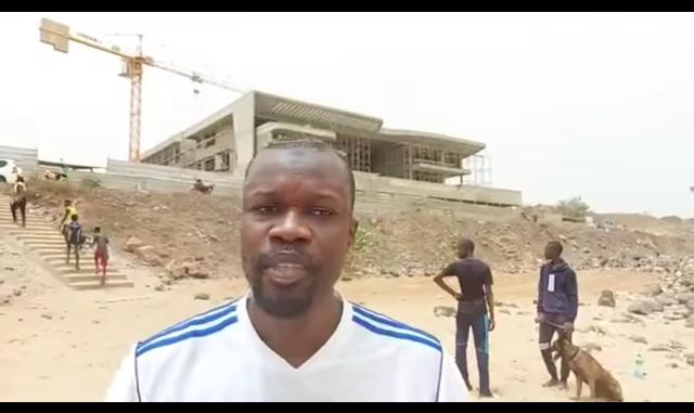 Ousmane Sonko : « Une fois au pouvoir, nous ferons détruire toutes ces constructions illégales sur le littoral »