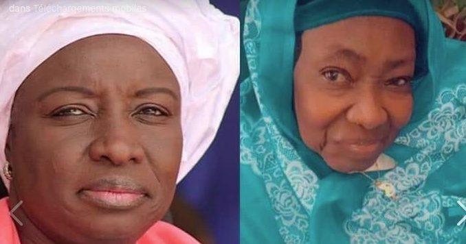 Nécrologie: Voici la mère d'Aminata Touré décédée aujourd'hui (Photo)