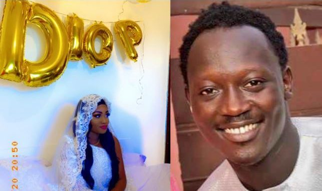 Al Khayri:Voici Deya Camara la femme du réalisateur des clip de Wally Seck, Lourass Diop