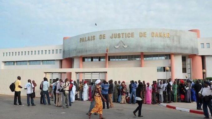 Tribunal de Dakar : Un magistrat, un greffier et un agent de sécurité testés positifs au COVID-19
