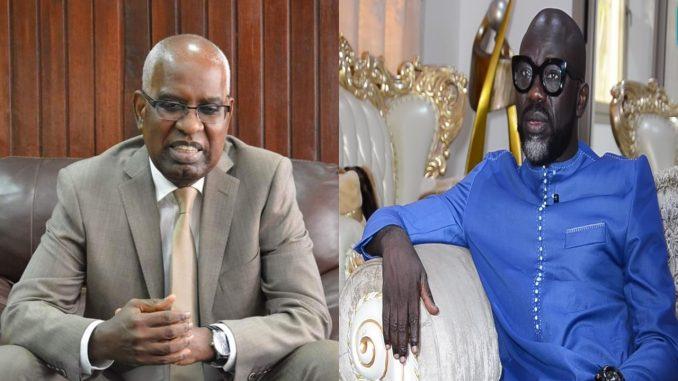 Affaire Cheikh Yerim Seck « Le ministre de la justice doit démissionner et se mettre à la disposition de la justice »