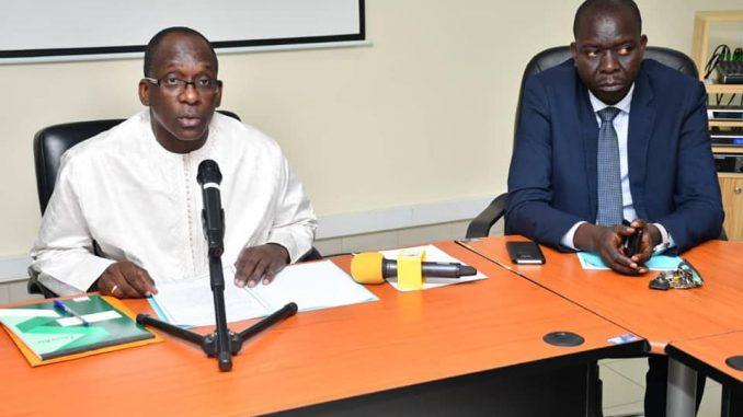 Urgent – Ministère de la Santé : Aloyse Diouf démissionne !