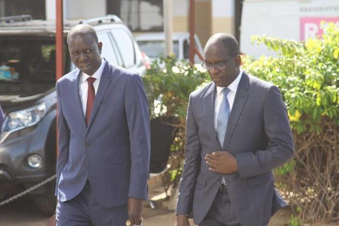 """Abdoulaye Diouf Sarr: « Nous avons soutenu la candidature du Dr. Aloyse Diouf, nous remercions l'Oms pour sa confiance…"""""""