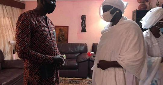 Aminata Touré en deuil: Le Geste trés fort d'Ousmane Sonko