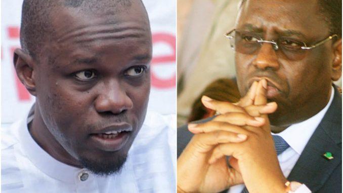 Sonko avertit Macky sur le cas d'un détenu: «S'il meurt en prison, il l'aura assassiné…»