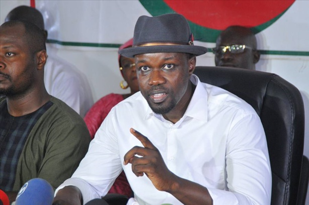 Ousmane Sonko sur l'affaire Batiplus : « Je trouve inacceptable que des gens accusés de détournements soient libérés »