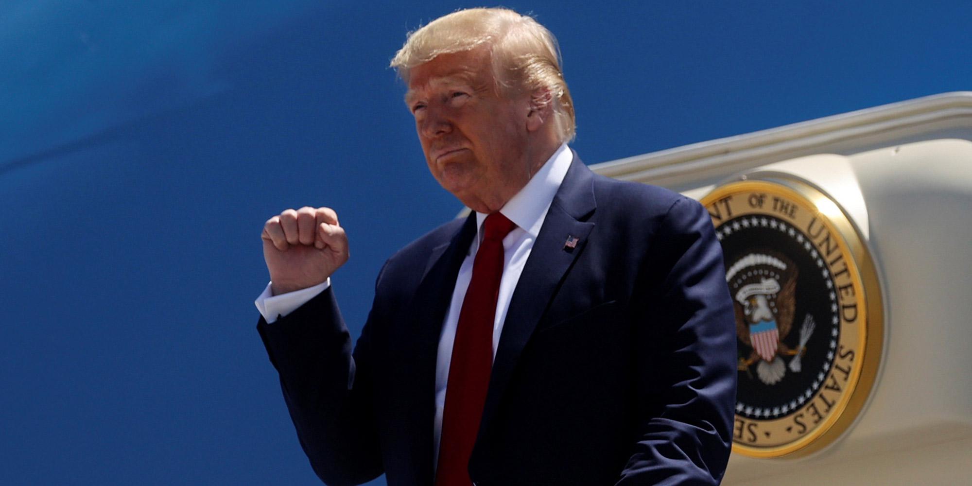 États-Unis : la nouvelle décision controversée de Donald Trump sur l'immigration