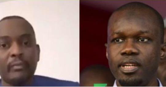 Grave accusations de Baba Aidara sur Sonko « Article Néna Dafa Diote Khalissou Oxfam »