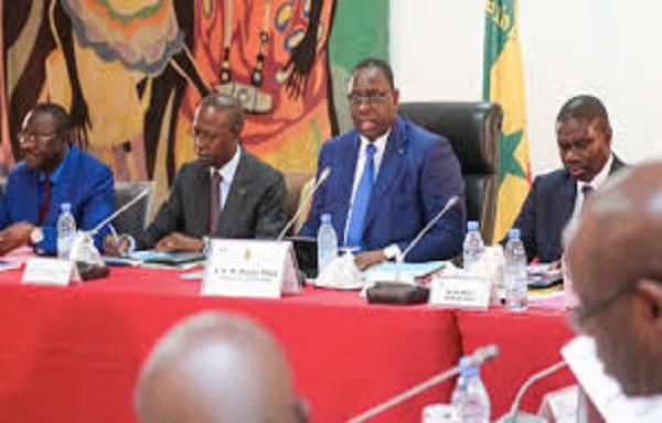 Conseil des ministres : le communiqué issu de la rencontre du 24 juin 2020