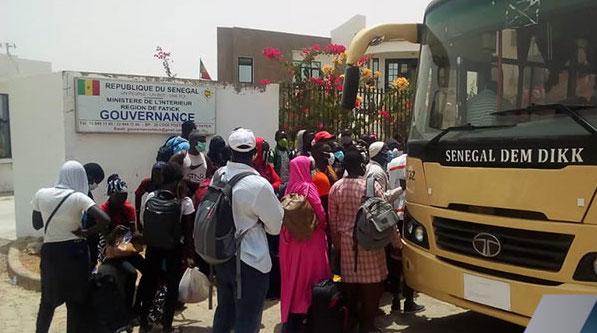 Retour à l'école: Le Président Sall exhorte à prendre toutes les dispositions requises