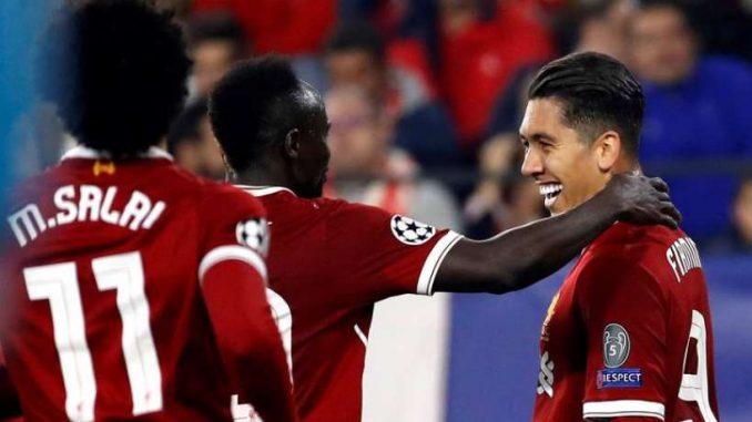 Regardez la joie de Sadio Mané et des joueurs de Liverpool à la fin du match Chelsea-City
