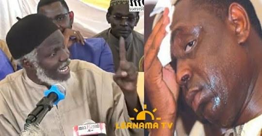 "Macky Sall en quarantaine : La Réaction d'Oustaz Alioune Sall""Yalla nako yalla … """