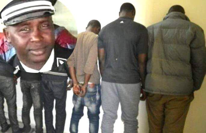 Meurtre du Commandant Sané : Ce que risque les présumés meurtriers